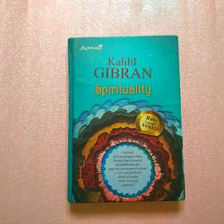 Puisi Kahlil Gibran hard cover