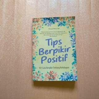 Buku tips berfikir positif