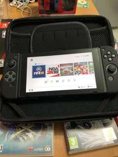 Nintendo Switch連8隻game