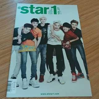EXO Star1 雜誌