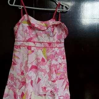 Robby Rabbit Pink Dress
