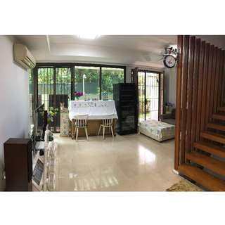 Freehold Cluster Semi-Detached at Chancery area for Sale