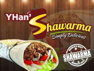 Shawarma Foodcart