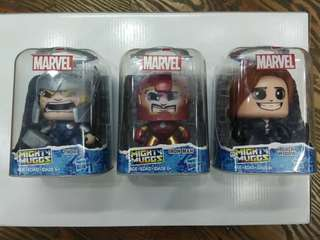 Mighty Muggs Avengers, Guardians of the Galaxy by Hasbro