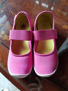 Authentic Pink Crocs