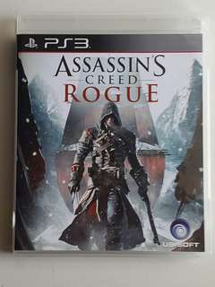 Ps3 Assassin's Creed Rogue Game