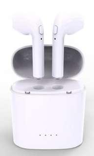 Tws I7s無線迷你藍牙耳機android ios也可以用