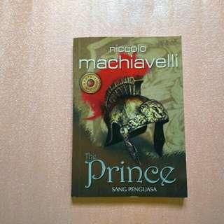 Buku Nicolo Machiavelli The Prince Sang Penguasa