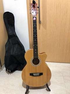 Power Brand Acoustic Guitar