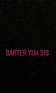 OPEN BARTER YUK SIS