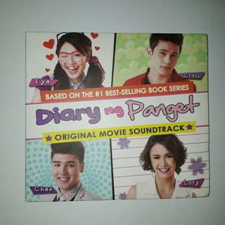 Diary ng Panget (Original Movie Soundtrack