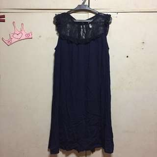 Xhilaration Laced Dress