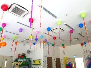 Party Helium Balloons