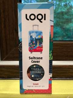 LOQI Suitcase Cover