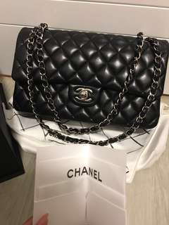 Chanel classic flap 25.5
