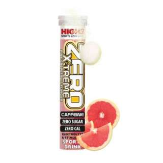 High5 Zero Xtreme Electrolyte Drink Tabs - 20 tabs (Pink Grapefruit) $13 each