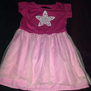 MSE Toddler's Dress (Pink)