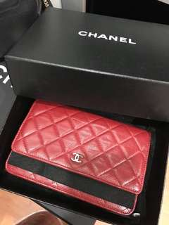 [REDUCED‼️] 💯Authentic Chanel WOC