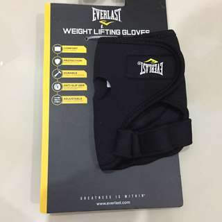 Everlast weight lifting glove