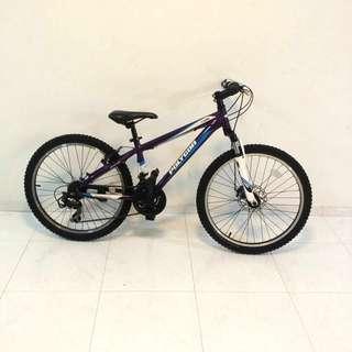 Polygon Relic 24 - kids Mountain bike 24 inch wheel