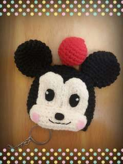 Mickey mouse key cover