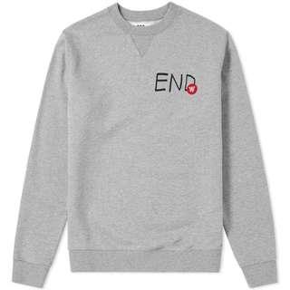 End Clothing X Wood Wood Sweatshirt