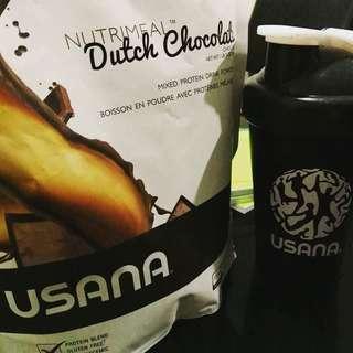 USANA NUTRIMEAL WEIGHT LOSS DRINK