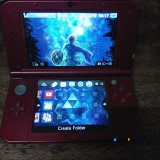 NINTENDO NEW 3DS XL CFW 128GB FOR SALE