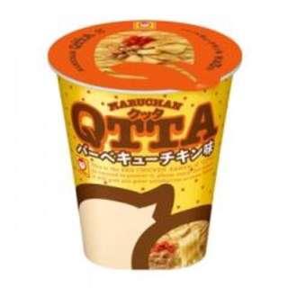 日本QTTA燒烤雞肉味杯麵