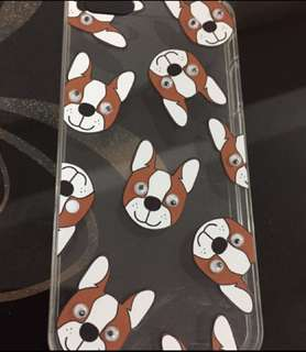 Bershka iPhone 5/5s hard case (dog)
