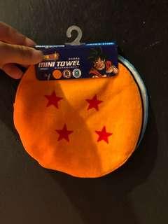 七龍珠 賽亞人杯墊3入一組 DRAGON BALL
