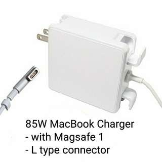 "85W MacBook charger Hello CC Magnetic Laptop Power Charger AC Adapter for Macbook Pro 15"" 17""/ Unibody 15"" 17"" [until Summer 2012 Models]"