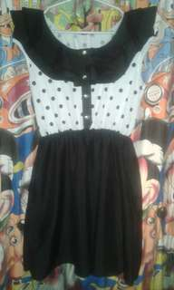 Preloved, dress, for ages 8-12 y'o