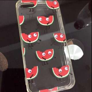 Watermelon iPhone 5/5s (jelly sides)