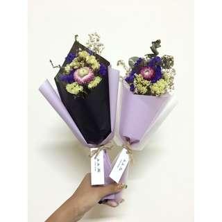 <fa.fa.Fa. 茷> 進口乾燥花 手作花 畢業花束 拍照道具 婚禮禮物 辦公室擺設 母親節禮物 生日禮物