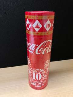 [Limited Edition] Coca-cola x Hong Kong Disneyland 10th Anniversary