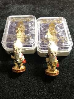 LP Amnard Chuchok Rooplor (Thai Amulet)