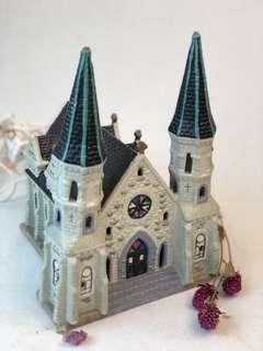 🚚 歐洲教堂造型夜燈