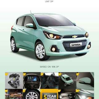 Chevrolet Spark Automatic