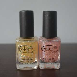 Colour Club Nail Lacquer