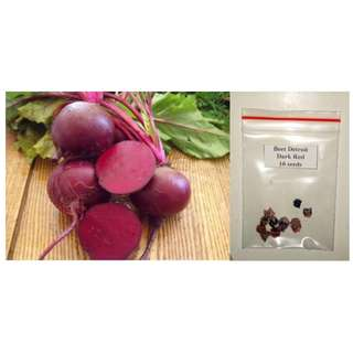 Detroit Dark Red Beet Vegetable Seeds