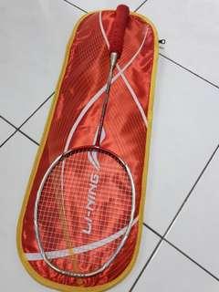 Raket badminton Li ning G Force 8900