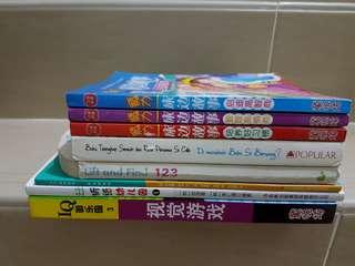 Various Children Books
