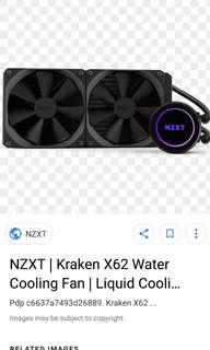 nzxt x62 280mm aio cooler