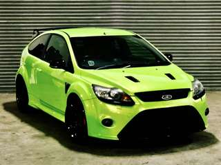 Ford Focus RS 2.5 Manual 3dr