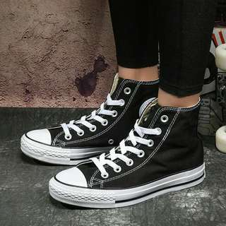 unisex converse fashion shoes 6 colors size 35-45