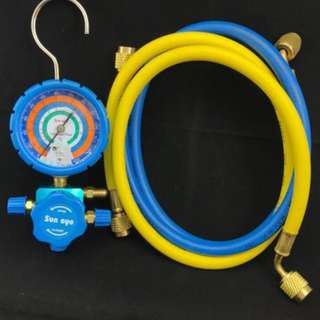 SUN EYE SINGLE MANIFOLD / GAS METER