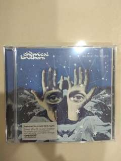 CD Chemical Brothers - We are the night