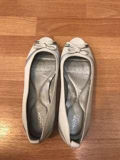 Geox open toe shoes