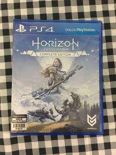 PS4 Game: Horizon Zero Dawn (Complete Edition)